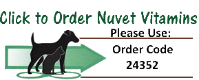 Order NuVet Plus for Your Dog's Wellbeing and immune health.